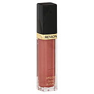 Revlon Consumer Products Corp. Super Lustrous Lipgloss, Pink Pursuit 120, 0.2 fl oz (5.9 ml) at Sears.com