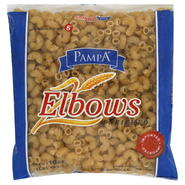 Pampa Elbows, Enriched, 16 oz (1 lb) 454 g at Kmart.com