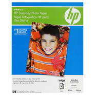 HP Photo Paper, Everyday, Semi-gloss, 50 sheets at Kmart.com