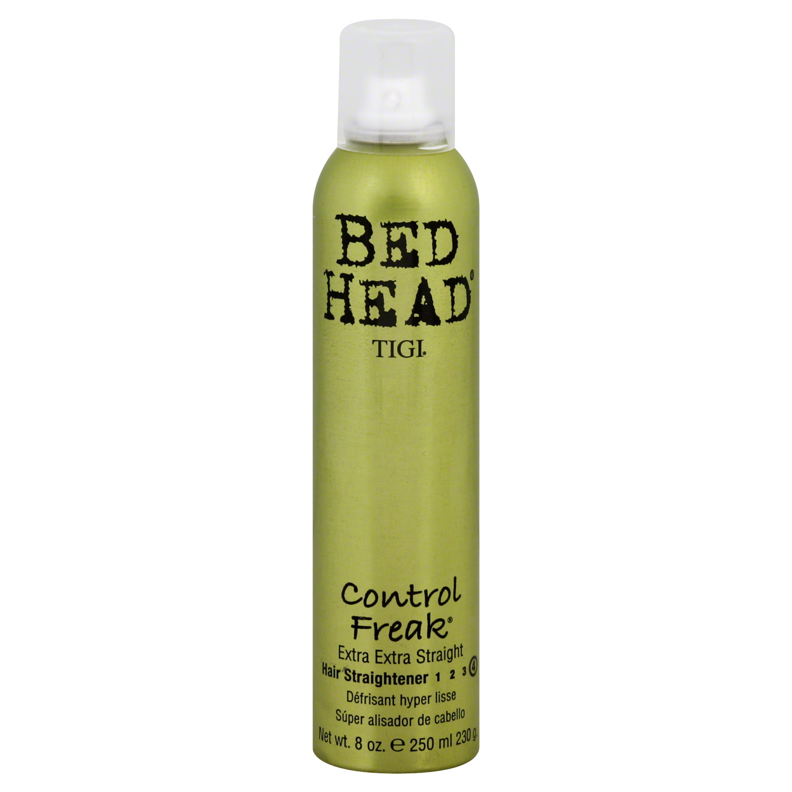 Bed Head Control Freak Hair Straightener Extra Extra Straight Step 4 8 oz 250 ml