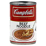 Campbell's Soup, Condensed, Beef Noodle, 10.75 oz (305 g) at mygofer.com