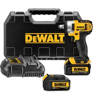 Dewalt Tools 20 V MAX* Lithium Ion 1/2 In. Impact Wrench Kit with Hog Ring (3.0Ah) at Sears.com
