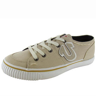 True Religion Men&#039;s &#039;Hanabel Court Low&#039; Stitched Sneaker at Sears.com