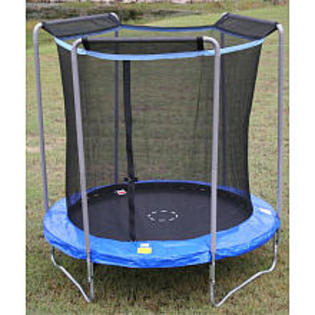 trampoline 8&#039; Trampoline and Enclosure Combo at Sears.com