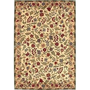 Shaw Living Kathy Ireland Home Gallery Rug in Italian Garden Pattern at Sears.com