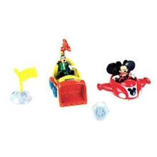 Disney Fisher-Price Mickey Mouse Clubhouse Vehicle - Mickey and Goofy Space Vehicles at Sears.com