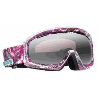 Spy Bias Goggle Butterfly Print/Rose w/Silver Mirror, One Size at Sears.com
