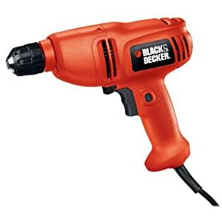Black & Decker DR200 4.0 Amp 3/8-Inch Variable Speed/Reversing Drill at Sears.com