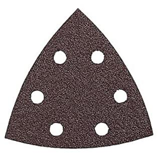 Bosch SDNR040 40 Grit Narrow Detail Hook and Loop Sanding Sheets for Wood, 5-Pack at Sears.com