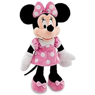 Disney Mickey Mouse Clubhouse Minnie Mouse Plush Toy - Pink Dress -- 19&#039;&#039; H (2012) at Sears.com