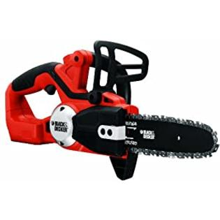 Black & Decker LCS120B 20-Volt Bare Max Lithium Ion Chain Saw, 8-Inch at Sears.com