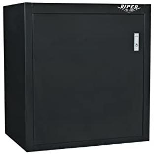 Viper Tool Storage V2600BL 26-Inch 1-Door 18G Steel Garage Storage Cabinet, Black at Sears.com