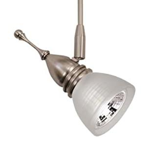 WAC Lighting QF-188X6-BN Americana Die-Cast Aluminum Quick Connect Fixture with 6-Inch Extension, Brushed Nickel at Sears.com