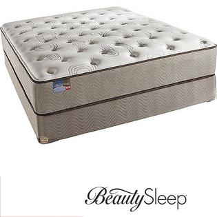 AT HOME by O Simmons BeautySleep Fox Hollow Plush Full-size Mattress Set at Sears.com
