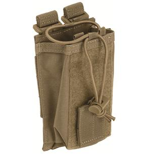 5.11 Tactical VTAC Adjustable Slick Stick Molle Vest Radio Pouch 58718 Sandstone at Sears.com