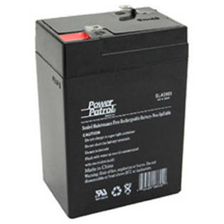 INTERSTATE ALL BATTERY Sealed Lead Acid Battery 6 Volt - 4.5A at Sears.com
