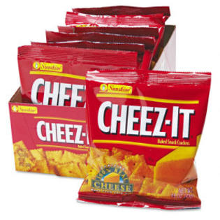 Kellogg's Cheez-It Crackers