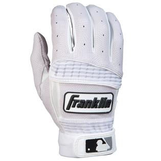 Franklin&nbsp; Franklin NEO Classic II Baseball Batting Gloves Pearl/White
