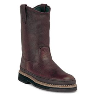 GEORGIA G4374 11&amp;#34; ST Wellington Giant Boot Brown Men SZ at Sears.com