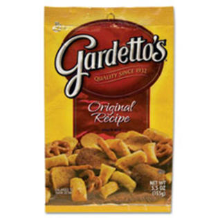 COU ** Gardetto&#039;s Snack Mix, Original Flavor, 5.5 oz Bag, 7 Bags/Box at Sears.com