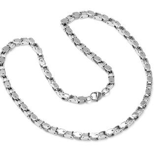 MLG Jewelry Mens Silver Tone Stainless Steel 24 inch Chain Necklace at Sears.com