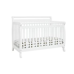DaVinci Emily 4-in-1 Convertible Crib with Toddler Rail in White at Sears.com