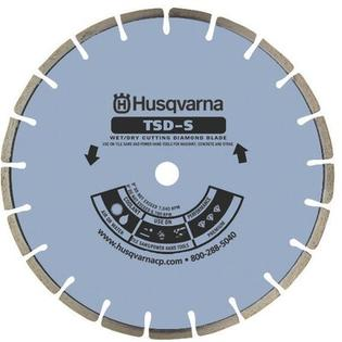 Husqvarna TSD Segmented Rim Economy Diamond Blades - Size: 9&amp;#34; x 0.1&amp;#34; at Sears.com
