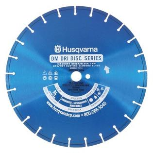 Husqvarna DM5 Dri Disc Premium Masonry Diamond Blades - Size: 20&amp;#34; x 0.125&amp;#34; at Sears.com
