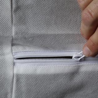 Southern Textiles Nonwoven Zippered Box Spring Encasement - Size: King at Sears.com