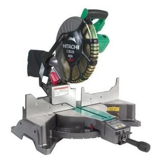 Hitachi 12&amp;#34; Compound Miter Saw With Digital Display &amp; Laser Marker C at Sears.com