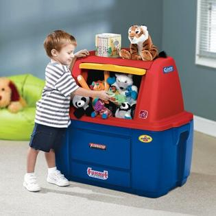 Step2 Speedway Toy Box at Sears.com