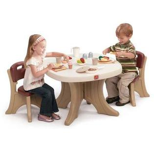Step2 New Traditions Kids&#039; 3 Piece Table and Chair Set at Sears.com