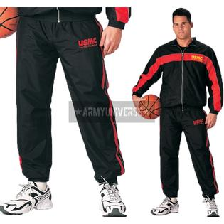 Rothco Black USMC Warm-Up Sweat Suit Pants at Sears.com