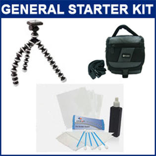 General Brand Canon G45Hi Camcorder Accessory Kit By General Brand