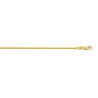 Jewelryweb 10K 10 Inch Yellow Gold Anklet at Sears.com
