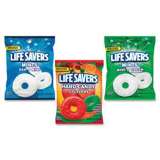 SPR Product By Marjack - Lifesavers 5 Flavors 6.25 oz. Bag 12 at Sears.com
