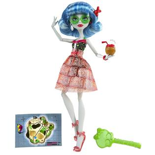 Mattel Monster High Skull Shores Ghoulia Yelps Doll at Sears.com
