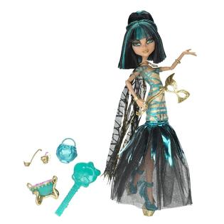 Mattel Monster High Ghouls Rule Cleo De Nile Doll at Sears.com