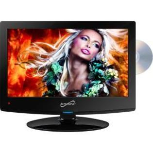 Supersonic SC-1512 15&amp;#34; TV/DVD Combo - HDTV - 16:9 - 1440 x 900 - 720p -New at Sears.com