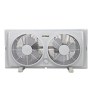 Optimus F-5280 7&amp;#34; Twin Window Fan at Sears.com