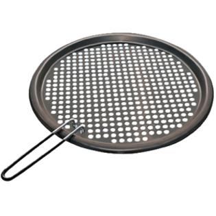 Magma Fish &amp; Veggie Grill Tray S.S. w/Non-Stick - 13-3/4&amp;#34; Round at Sears.com