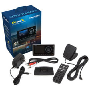 Audiovox XDNX1H1 XM Onyx Satellite Radio Reciever with Home Kit at Sears.com