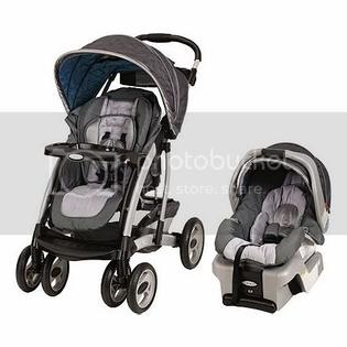 Graco Quattro Tour Reverse Travel System - Pictor at Sears.com
