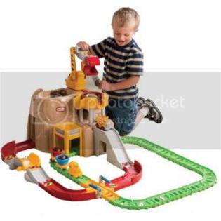 little tykes Little Tikes Big Adventures Construction Peak Rail &amp; Road at Sears.com