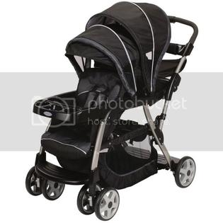 Graco Ready To Grow Stand and Ride Duo Stroller - Metropolis at Sears.com