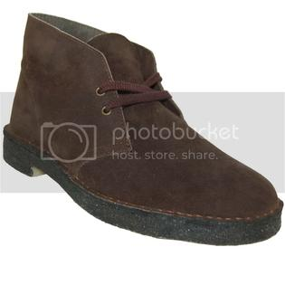 AMERICAN SHOE FACTORY SIR SUEDE LOOK BROWN DESERT BOOT at Sears.com