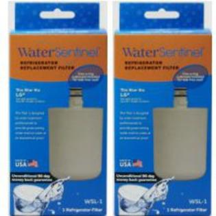 LG Part for Refrigerator LT-500P Water Filter Replacement for LG Refrigerators, 2 Pack at Sears.com