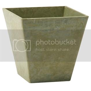 NOVELTY MANUFACTURING CO Novelty 12&amp;#34; Square Ella Sage Planter at Sears.com