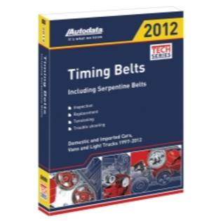 Autodata 2012 Timing Belt Manual including Serpentine Belts - ADT12-180 at Sears.com