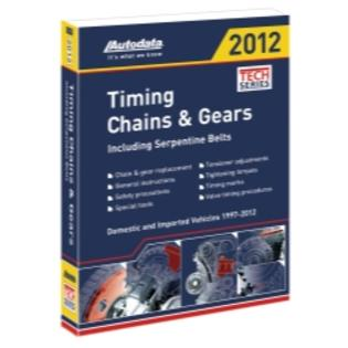Autodata 2012 Timing Chains and Gears Manual - ADT12-170 at Sears.com